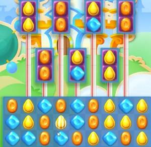 Candy Crush Soda Level 263