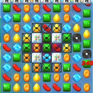 Candy Crush Soda Level 268