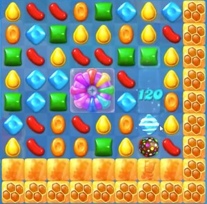 Candy Crush Soda Level 285
