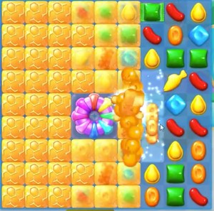 Candy Crush Soda Level 295
