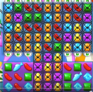 Candy Crush Soda Level 300