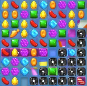 Candy Crush Soda Level 306