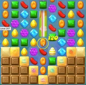 Candy Crush Soda Level 317