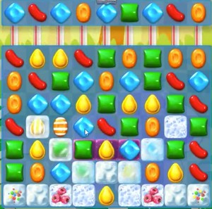 Candy Crush Soda Level 322