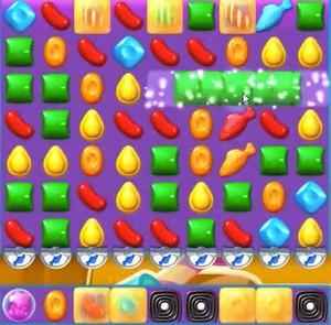 Candy Crush Soda Level 393