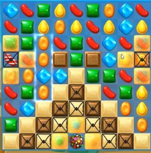 Candy Crush Soda Level 396