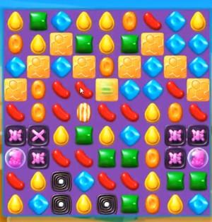 Candy Crush Soda Level 401