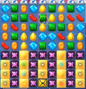 Candy Crush Soda Level 406