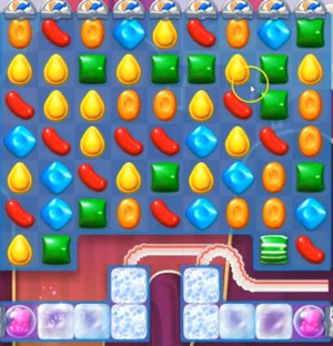 Candy Crush Soda Level 407