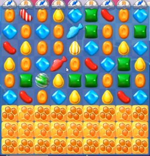 Candy Crush Soda Level 408