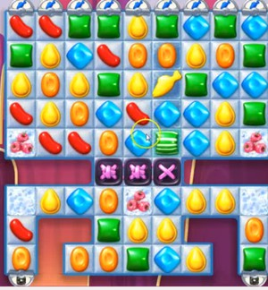 Candy Crush Soda Level 410