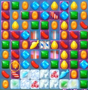 Candy Crush Soda Level 421