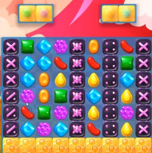 Candy Crush Soda Level 435