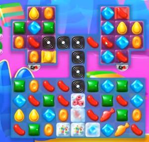 Candy Crush Soda Level 461