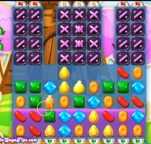 Candy Crush Soda Level 495