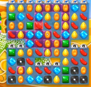 Candy Crush Soda Level 496