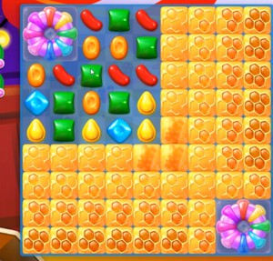 Candy Crush Soda Level 540