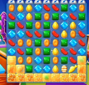 Candy Crush Soda Level 550