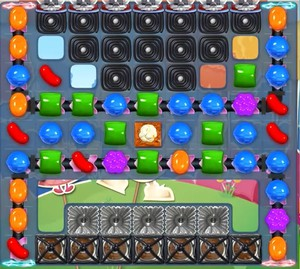 Candy Crush level 1689