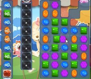 Candy Crush level 1694