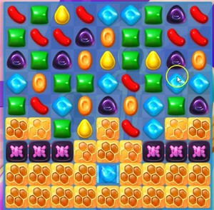 Candy Crush Soda Level 705